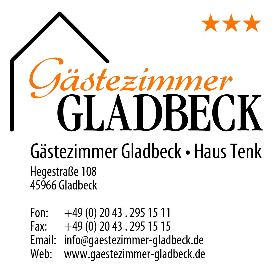Gästezimmer Gladbeck